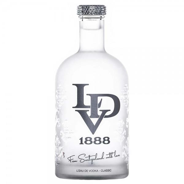 LDV 1888 L'eau de Vodka classic, 40 Vol.-%