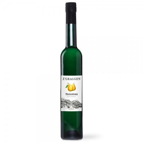 Theilersbirnen Geschenkflasche, 45 Vol.-%