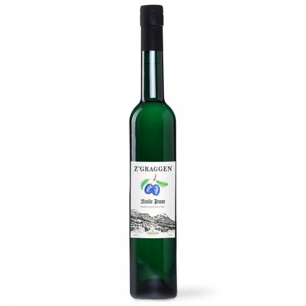 Vieille Prune Geschenkflasche, 38 Vol.-%