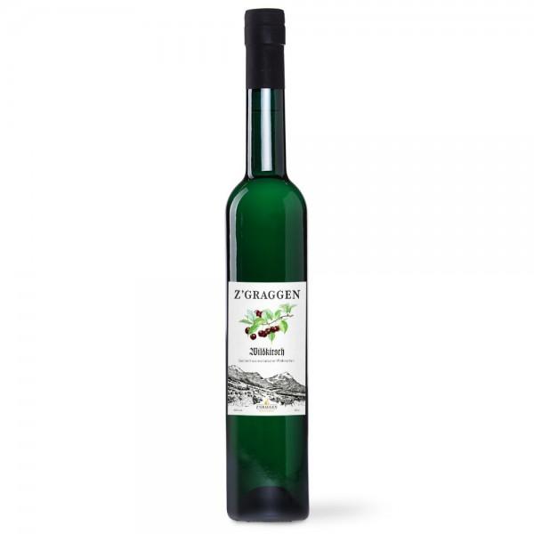 Wildkirsch Geschenkflasche, 40 Vol.-%