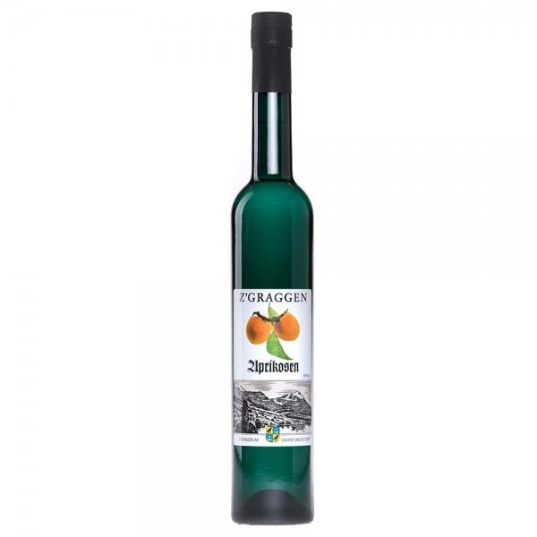 Aprikosen Geschenkflasche, 40 Vol.-%